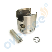 Outboard DT30 30HP PISTON SET 71MM STD 12110 96353 For SUZUKI Outboard Engine 12110 96350