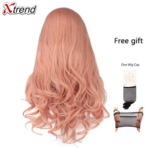 Image 3 - Perruque Lace Front Wig synthétique longue Xtrend