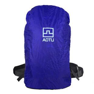 пеший туризм кемпинг водонепроницаемый рюкзак дождевик водонепроницаемый мешок 60-90л синий / красный