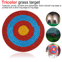 1pc Archery Grass Target Board Darts Bow  Recurve Longbow Outdoor Shooting For Outdoor Sports Bow Hunting Accessories 35lbs traditional chinese wood recurve bow longbow take down outdoor hunting target shooting games estilingue