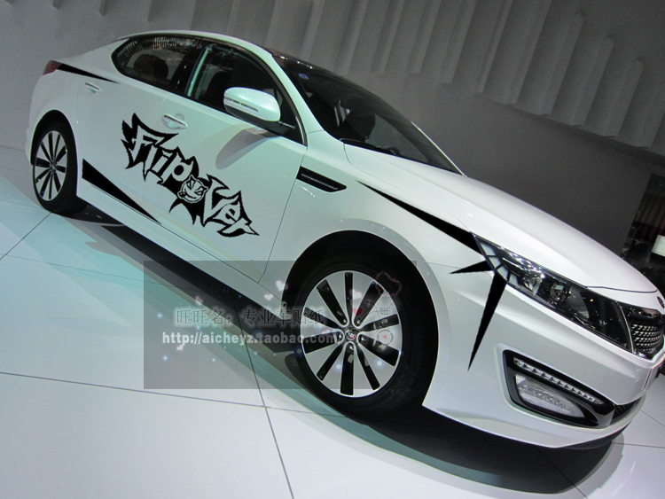 Creative Design Auto Decals Car Design Give A Best Design To Your