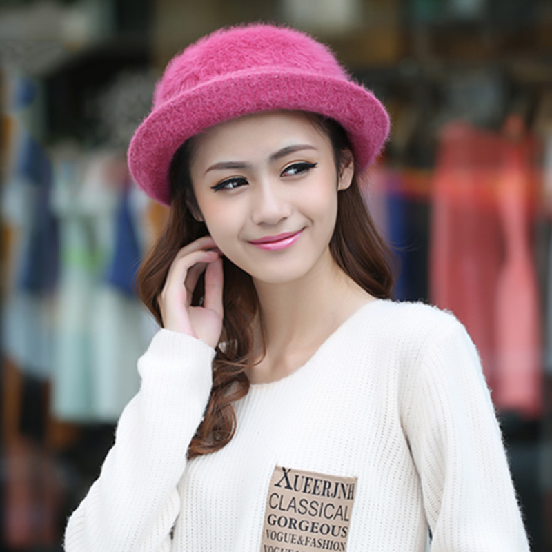 55cff762519 khaki angola winter hats for women teenager girl shcool outdoor christmas  winter balde cute design new look female bucket hat-in Bucket Hats from  Apparel ...
