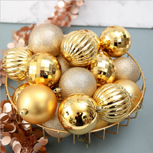 6cm 34pc Christmas Tree Decoration Ball Party Hanging Home Gift