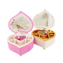 Dancing Ballerina Music Box