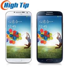 "Abierto Original Samsung Galaxy S4 i9500 i9505 Teléfono Móvil 13MP Cámara 16 GB ROM 5.0 ""pulgadas 1920X1080 GPS Del Teléfono Celular Reacondicionado"