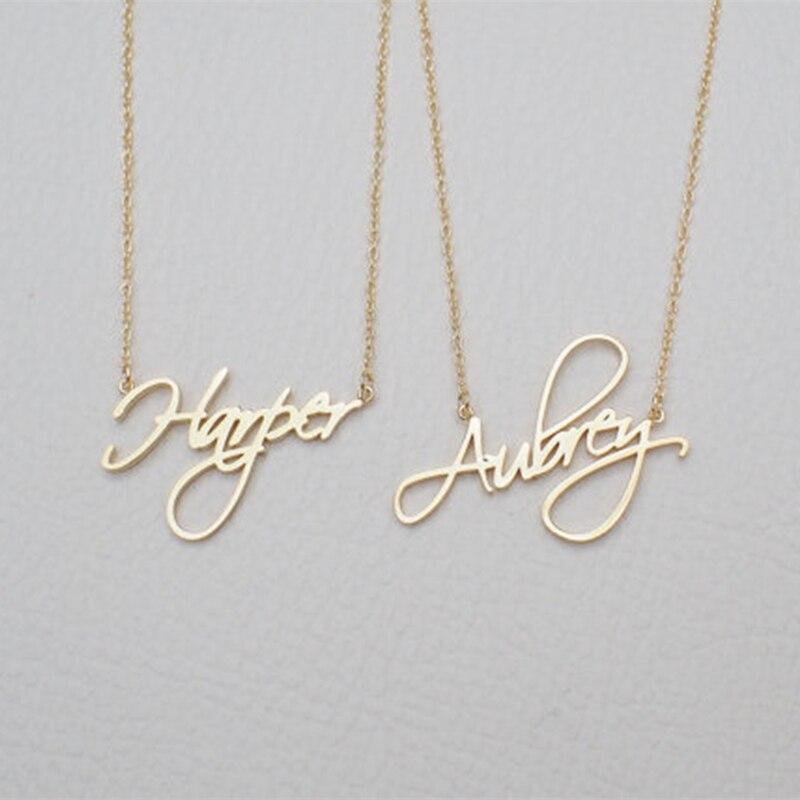 Name Necklace Personalized Gift Customiz