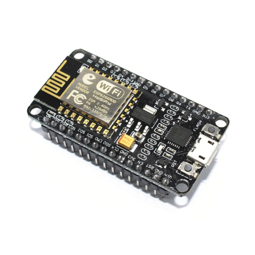 Modules 1 Piece 9NodeMcu WIFI Internet of Things development board based CP2102 ESP8266 esp-12e Module for arduino brand new wifi internet of things development board esp 12e module for nodemcu lua free shipping
