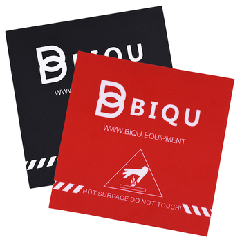 3D Printer Parts BIQU Heatbed Sticker 200*200MM 200*300MM 220*220MM 300*300MM Thick Paper Custom Design for MK2A MK2B image