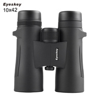 Eyeskey New Binoculars 10x42 Professional Hunting Camping Telescope High Quality Powerful Binoculars Watching Birds