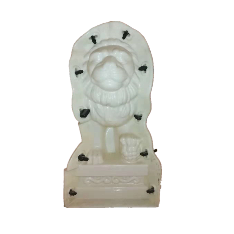 35cm/ 13.78in  Classic European Style Durable Home Gardening/ Balcony Lion ABS Concrete Mold, Male & Female in Pair35cm/ 13.78in  Classic European Style Durable Home Gardening/ Balcony Lion ABS Concrete Mold, Male & Female in Pair