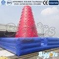 Inflatable Biggors Надувные Стена для Скалолазания С Высоким Матрасы Для Детей