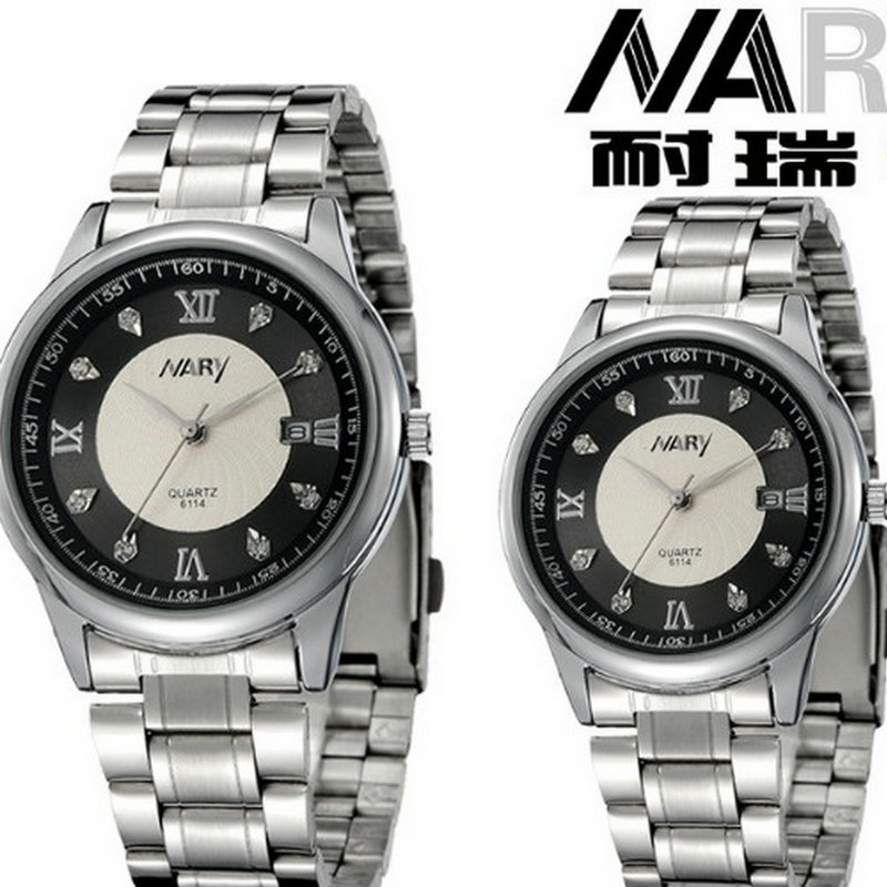 New business casual watch trend fashion business couple Watch
