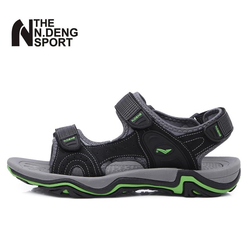 Hiking Sandals shoes sneakers Men Summer Outdoor Sandals Trekking Camping Walking Shoes Outdoor Sandals Men zapatillas hombre цена