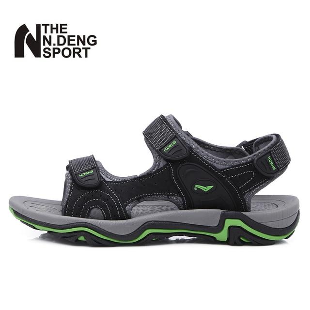 Hiking Sandals Shoes Sneakers Men Summer Outdoor Trekking Camping Walking Zapatillas