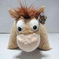 Original Story Bullseye Horse Cute Soft Stuff Pillow Cushion Plush Toy Birthday Christmas Gift