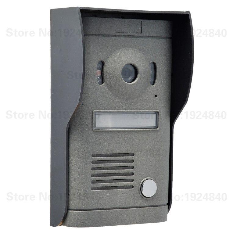 JEX VIDEO DOORBELL INTERCOM SYSTEM OUDOOR DOORPHONE D2 ONLY OUTDOOR IR CAMERA jex video doorbell intercom system oudoor doorphone c9 only outdoor ir camera