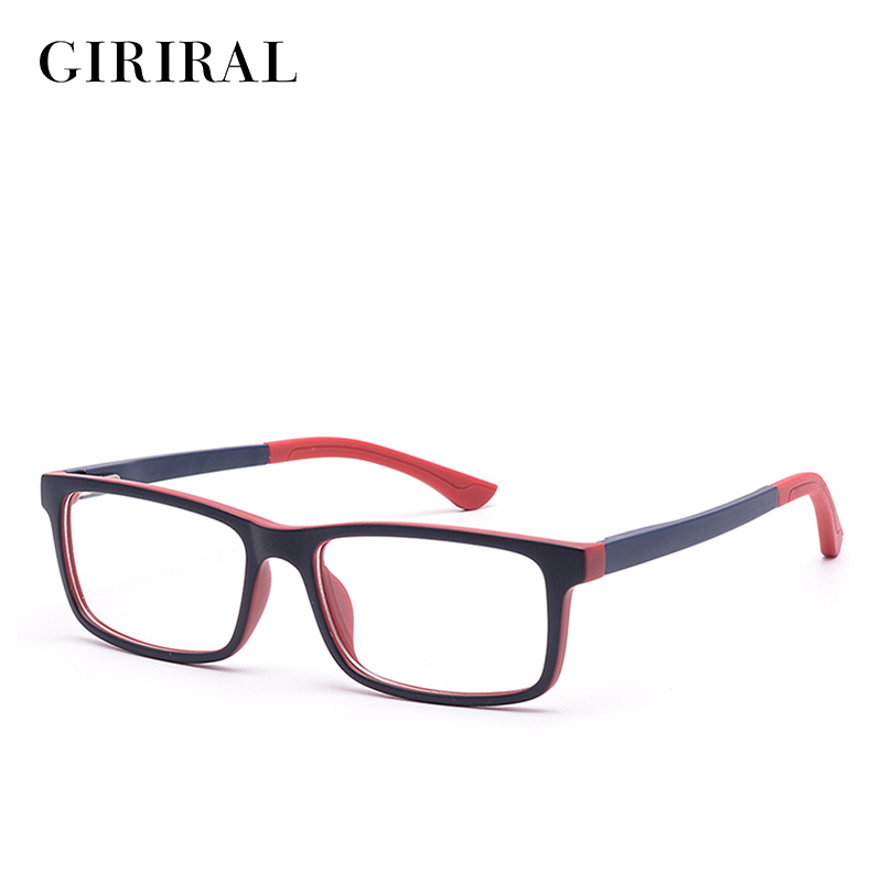 5438d0ff2ab TR90 kids Eyeglasses frame cute designer optical myopia clear brand glasses  frame  YX0099-in Eyewear Frames from Men s Clothing   Accessories on ...