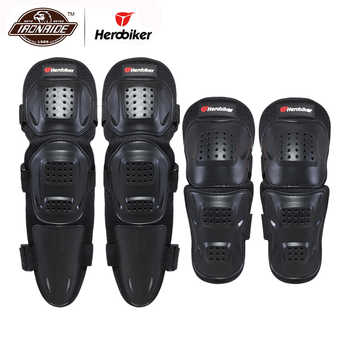 2017 HEROBIKER Motocross Off-Road Elbow & Knee Pads Protective Gear Set Motorcycle Kneepad Riding Kneepad Brace Protector Guards - DISCOUNT ITEM  46% OFF Automobiles & Motorcycles