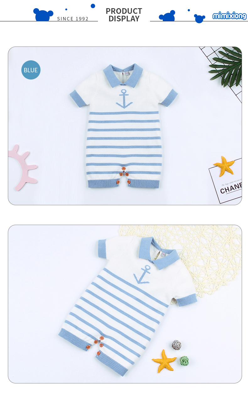 China summer baby rompers Suppliers