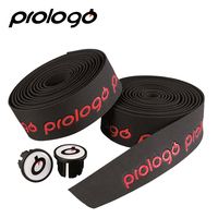 prologo bicycle handlebar tape GEL cycling road bike handlebar tape fixed gear straps end accessories ultralight 65g 2M*3CM*25MM