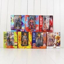 7styles 15 18cm SHFiguarts Dragon Ball Z Super Saiyan Son Gokou Vegeta Trunks PVC Action Figure