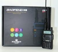 2 قطع baofeng DM-5R dmr محمول vhf uhf المزدوج الفرقة الراديو الرقمي وضع تناظرية المزدوج 5 واط 128CH اسلكية taklie transceiver فقط ل ru