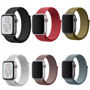 iwujiao for apple watch band strap classic buckle