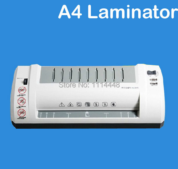 DL 3893 Household Mini A4 Pouch Laminator laminating machine rosenberg 3893