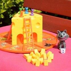 Kot i mysz ciasto ser wczesna edukacja zabawki edukacyjne chłopcy i dziewczęta zabawki prezenty tablica interaktywna dla rodziców i dzieci