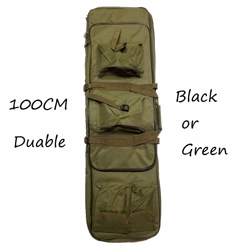 Outdoor Military Hunting Tactical Bag Hunting Gun Accessories Square Carry Bag Gun Protection Case Backpack