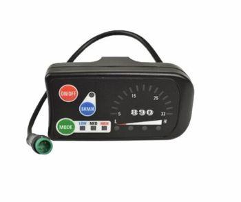 24V Or 36V Or 48V Electric Bicycle KT LED 890 Control Panel Display Electric Bike Parts