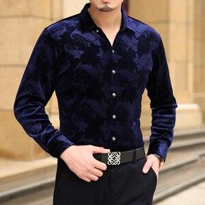 Image 2 - Mu יואן יאנג ארוך שרוול חולצה גברים אופנה חדש מעצב באיכות גבוהה פלנל mens חולצות harujuku camisa masculina גברים בגדים