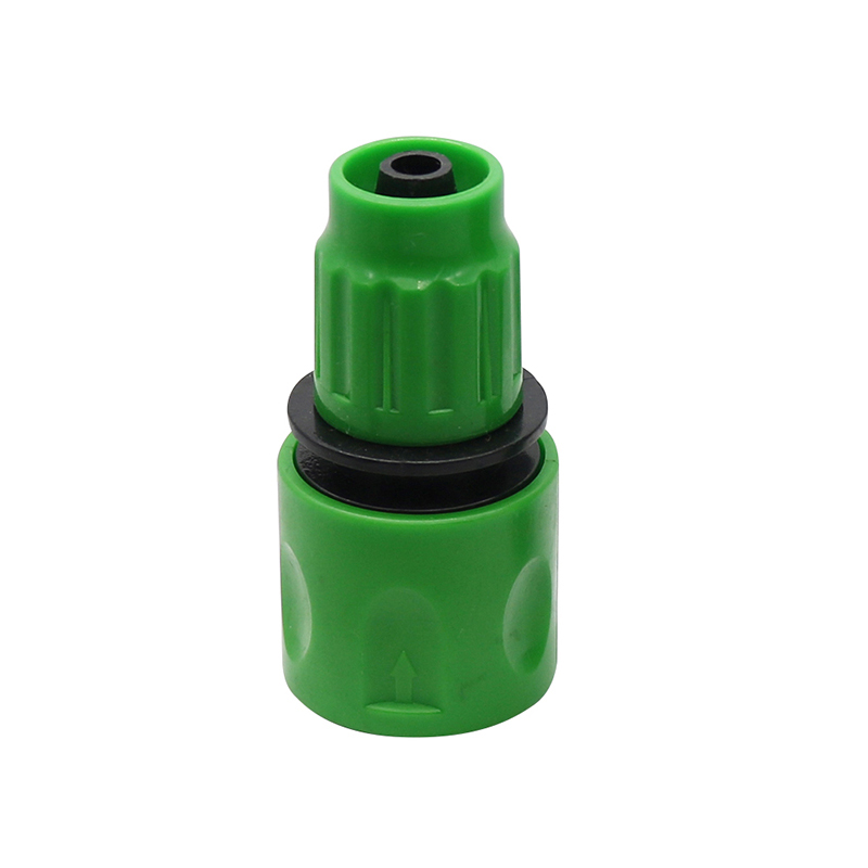 "One-Way Quick Connector Connection 3/8"" Hose Garden Watering Hose Connector Gardening Tools and Equipment Agriculture Tools 1 Pc"