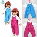 Куклы аксессуары одежда Ремень набор для 18 дюймов 45 см Baby Born zapf \ American girl \ наше поколение куклы
