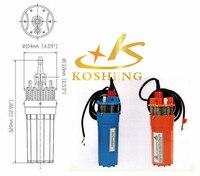 24V DC Submersible Solar Water Diaphragm Pump Solar Fountain Irrigation Pump Solar Pump For Livestock Drink Water Max. 70m 002