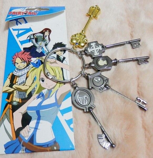 Anime Fairy Tail Lucy Cosplay Schlusselanhanger Waage Free Rosa Tatowierung Heartfilia Zeichen Des Tierkreises Gold Key Modell Zubehor In