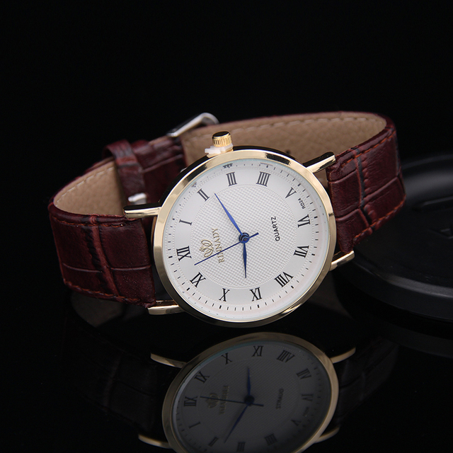 thin men watches best watchess 2017 aliexpress 2016 new casual thin leather strap r
