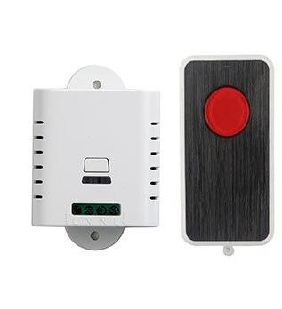 AC85V 110 V 120 V 220 V 250 V RF Sistema de Interruptor de Control Remoto 1X tra