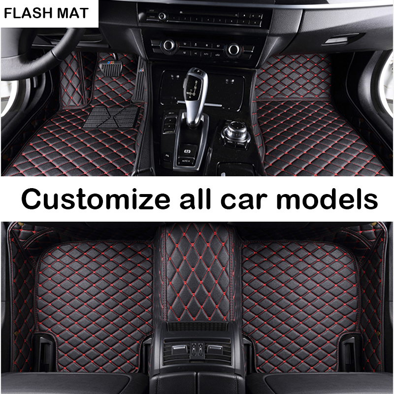 car floor mats for audi a3 sportback a5 sportback tt mk1 A1 A2 A3 A4 A5 A6 A7 A8 Q3 Q5 Q7 S4 S5 S8 RS auto accessories car mats 3d anti slip mat pad interior accessories phone holder sline suit for audi a1 a2 a3 a4 a5 a6 a7 a8 tt q1 q3 q5 q7 rs3 rs5 rs7