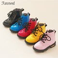 2017 autumn and winter new children Martin boots boys and girls fashion boots princess classical boots