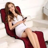 Electric Massage Mattress Massage Blanket Elderly Health Massage Equipment Household Seat Cushion