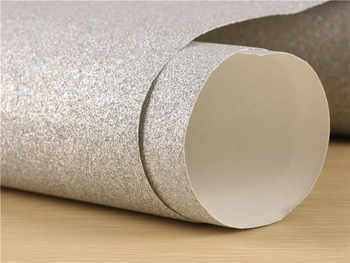 0.53*10m Glitter Wallpaper Surface Does Not Drop Powder 1/128 Flash Powder Rough 3D Effect - DISCOUNT ITEM  5% OFF All Category