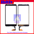 "high quality 5.0"" For Sony Xperia E4 E2104 E2105 E2115 Touch Screen Digitizer Sensor Glass Lens Panel free shipping"