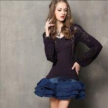Long 70% Sweater Women