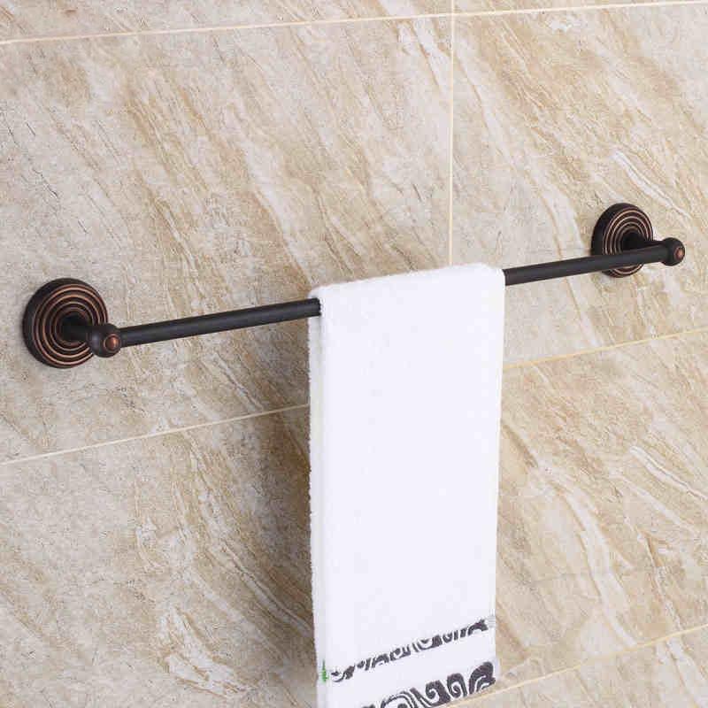 hotel style black matt finish heated towel rail towel rack towel