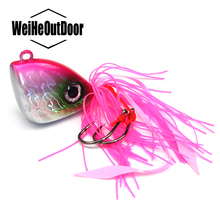 1Pc 150g High quality Lead jigging Bait Ocean Fishing Bait Triangular Lead jig Head Bait Mental Fishing Lure Artificial Tackle