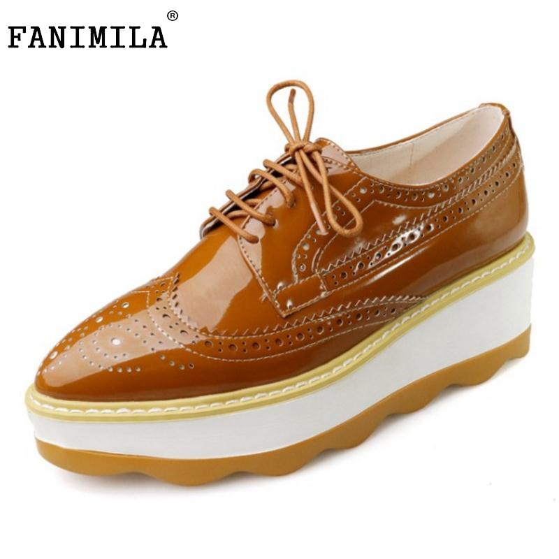Size 33 42 Female Soft High Heel Shoes Platform Cross Strap Wedges High Heeled Pumps Round