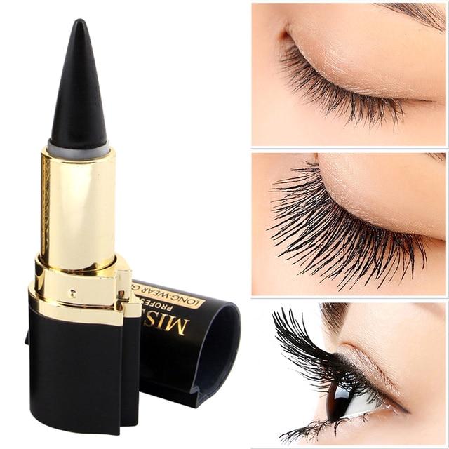 Black Eyeliner Pen Black Waterproof Eyeliner Paste Eye Liner Pencil Gel Eye Makeup Beauty Natural Tattoo Eyeliner Stickers 1