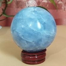 50 мм натуральный селестин камень хрустальный шар гадания кварцевые свадебное платье фотографии украшения мяч