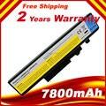 7800 мАч аккумулятор для ноутбука LENOVO IdeaPad Y460 Y460A Y460G Y460N Y560 Y560A Y560G 57Y6440 L09N6D16 V560 B560 L09S6D16 V560A